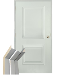 steel door pairs with the mercury thermal break frame this patent pending system uses an innovative new freon free polyurethane foam formulation thats - Door And Frame
