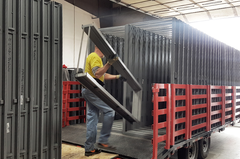 Metal Doors & Frames | Midwest Door & Hardware