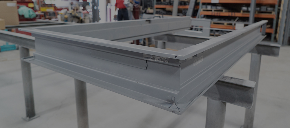 Welded Frames: Fully Welded vs Miter Welded