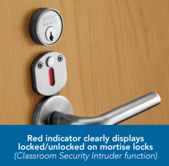 Sargent-8200-Series-Intruder-lockset-with-classroom-secure-side-indicator