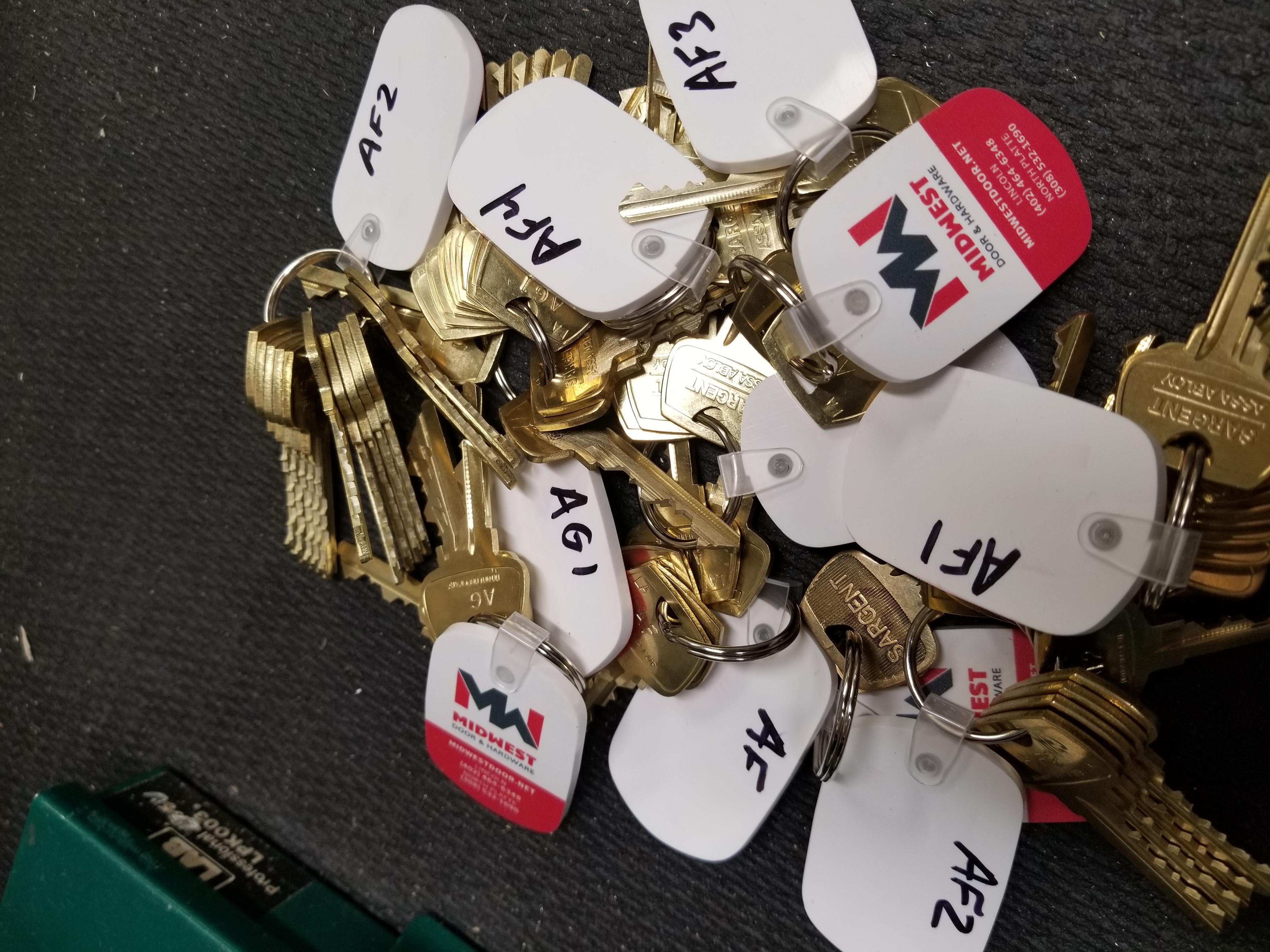 Specialty-Keys
