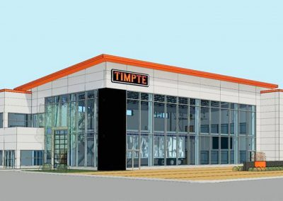 Timpte Retail Building